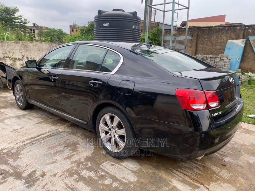 Lexus GS 2010 350 Black   Cars for sale in Ojodu, Lagos State, Nigeria