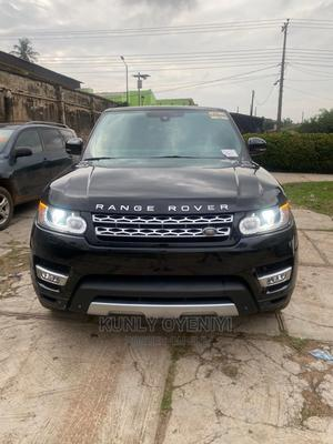 Land Rover Range Rover 2014 Black   Cars for sale in Lagos State, Ojodu