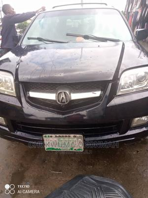 Acura MDX 2005 Black | Cars for sale in Rivers State, Port-Harcourt