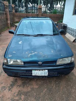 Nissan Sunny 1999 B14 Sedan 1.8 Green   Cars for sale in Edo State, Benin City