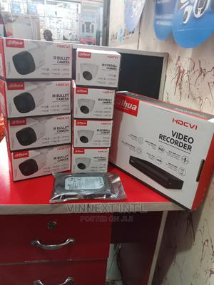 8 CCTV Camera Combo Kit | Security & Surveillance for sale in Lagos State, Ojo