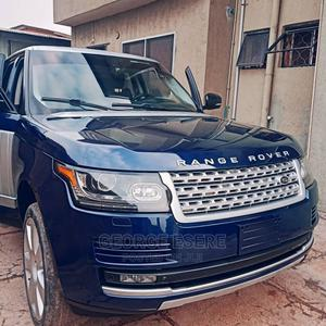 Land Rover Range Rover Vogue 2014 Blue | Cars for sale in Lagos State, Gbagada
