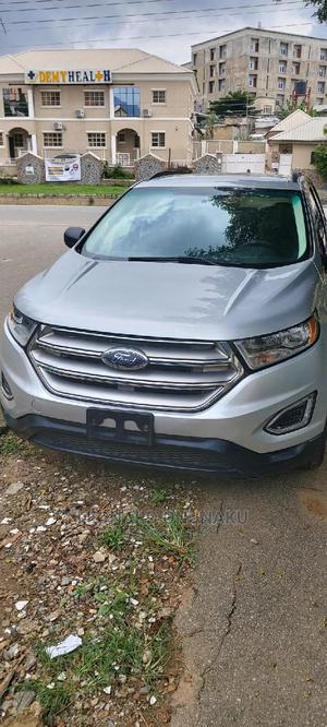 Ford Edge 2016 SE 4dr FWD (2.0L 4cyl 6A) Silver | Cars for sale in Abuja (FCT) State, Gwarinpa