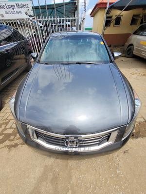 Honda Accord 2008 2.0 Comfort Automatic Gray | Cars for sale in Lagos State, Alimosho