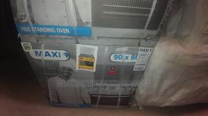 Maxi 90x60cm 5 Gas Burners Standing Gas Cooker With Oven   Kitchen Appliances for sale in Lagos State, Surulere