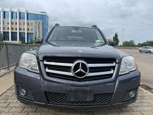Mercedes-Benz GLK-Class 2011 350 Gray | Cars for sale in Abuja (FCT) State, Central Business District