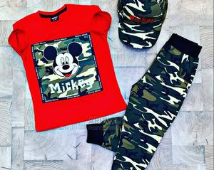 Lovely T. - Shirt ,Cap and Trousers for Your Cutie . | Children's Clothing for sale in Lagos State, Ikorodu