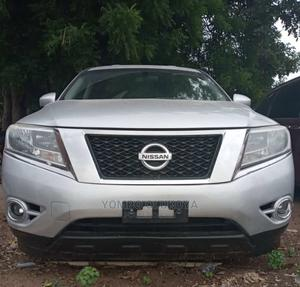 Nissan Pathfinder 2014 S 4dr SUV (3.5L 6cyl CVT) Silver | Cars for sale in Lagos State, Ikeja