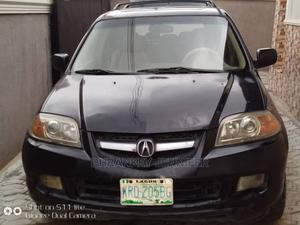 Acura MDX 2005 Black | Cars for sale in Lagos State, Ibeju