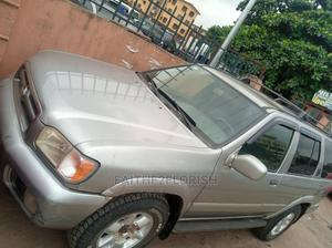 Nissan Pathfinder 2002 SE AWD SUV (3.5L 6cyl 4A) Silver | Cars for sale in Lagos State, Ikeja