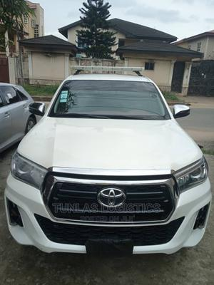 Toyota Hilux 2013 White | Cars for sale in Lagos State, Magodo