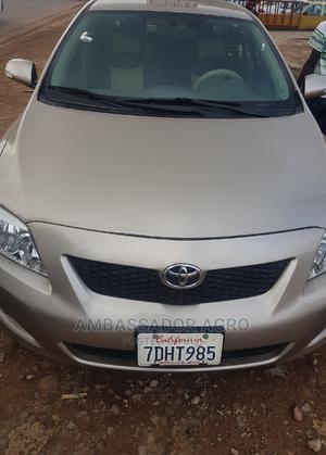 Toyota Corolla 2010 Gold | Cars for sale in Oyo State, Ibadan