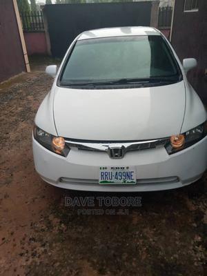 Honda Civic 2011 White | Cars for sale in Edo State, Benin City