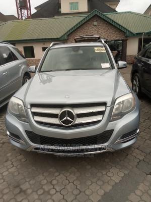 Mercedes-Benz GLK-Class 2014 350 4MATIC Silver   Cars for sale in Lagos State, Amuwo-Odofin