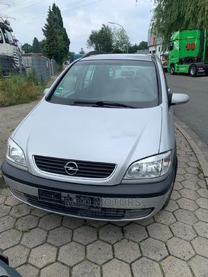 Opel Zafira 2004 1.8 Silver   Cars for sale in Oyo State, Akinyele