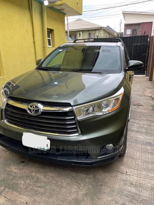 Toyota Highlander 2014 Gray   Cars for sale in Lagos State, Magodo