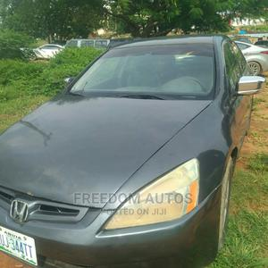 Honda Accord 2007 Blue | Cars for sale in Abuja (FCT) State, Asokoro