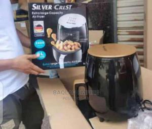 6L Silver Crest Digital (Healthy) Air Fryer | Kitchen Appliances for sale in Lagos State, Lekki