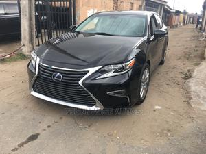 Lexus ES 2014 350 FWD Black | Cars for sale in Lagos State, Surulere