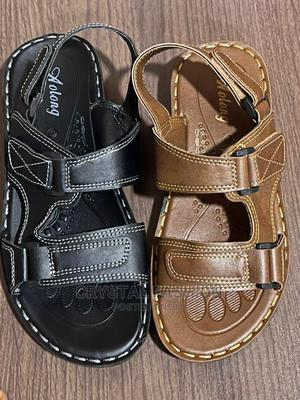 Boys Strong School Sandals   Children's Shoes for sale in Lagos State, Isolo