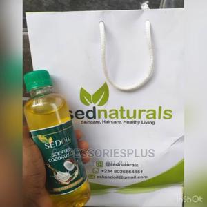 Carrot Oil- Sednaturals Body Oil   Skin Care for sale in Lagos State, Ilupeju