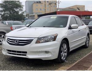 Honda Accord 2009 2.4 EX White | Cars for sale in Abuja (FCT) State, Wuse 2