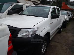 Toyota Hilux 2010 2.0 VVT-i White | Cars for sale in Lagos State, Maryland