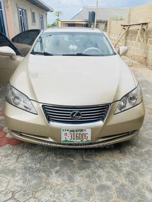 Lexus ES 2007 350 Gold   Cars for sale in Ogun State, Ado-Odo/Ota