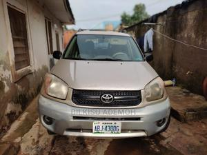 Toyota RAV4 2004 Automatic Gray   Cars for sale in Abuja (FCT) State, Lugbe District