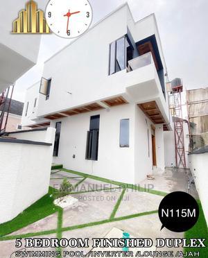 5bdrm Duplex in Ajah for Sale   Houses & Apartments For Sale for sale in Ajah, Ado / Ajah