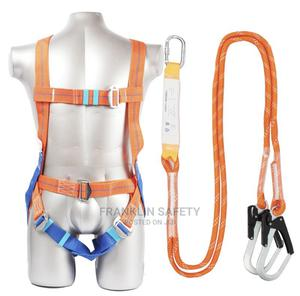 Double Hook Body Harness Safety Belt   Safetywear & Equipment for sale in Lagos State, Lagos Island (Eko)