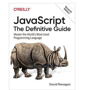 USA Javascript: The Definitive Guide: Master the World's   Books & Games for sale in Lagos State, Alimosho