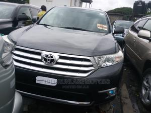 Toyota Highlander 2012 Limited Gray | Cars for sale in Lagos State, Apapa