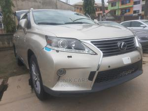 Lexus RX 2015 Gold | Cars for sale in Lagos State, Amuwo-Odofin