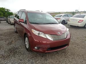 Toyota Sienna 2012 XLE 7 Passenger Red | Cars for sale in Abuja (FCT) State, Lugbe District