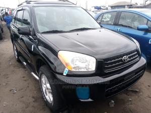 Toyota RAV4 2003 Automatic Black | Cars for sale in Lagos State, Apapa