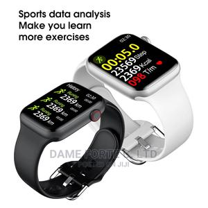 Make/Receive Calls Smart Watch   Smart Watches & Trackers for sale in Lagos State, Alimosho