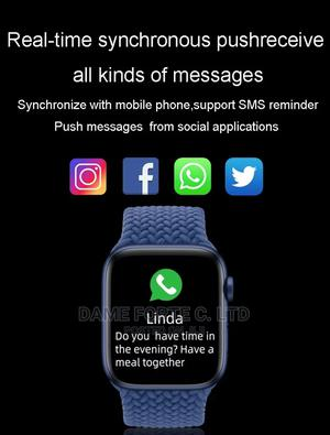 T55+ Smart Bracelet Watch for Ios and Android | Smart Watches & Trackers for sale in Lagos State, Alimosho