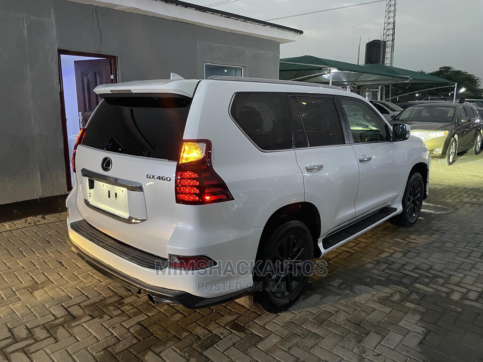 Lexus GX 2020 460 Luxury White   Cars for sale in Lekki, Lagos State, Nigeria