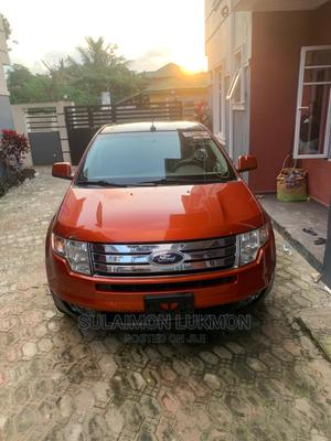 Ford Edge 2007 SE 4dr AWD (3.5L 6cyl 6A) Orange | Cars for sale in Lagos State, Surulere