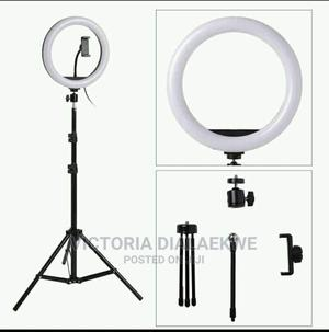 12inches Ring Light With Stand | Stage Lighting & Effects for sale in Abuja (FCT) State, Kado