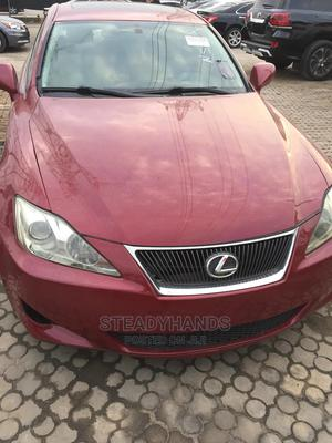 Lexus IS 2007 250 Red | Cars for sale in Lagos State, Ajah