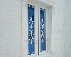 Casement Window With Burglary Proof and Glass Design | Building & Trades Services for sale in Rivers State, Port-Harcourt