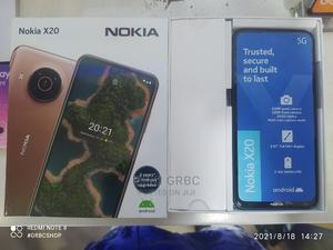 Nokia X20 128 GB Black | Mobile Phones for sale in Oyo State, Ibadan