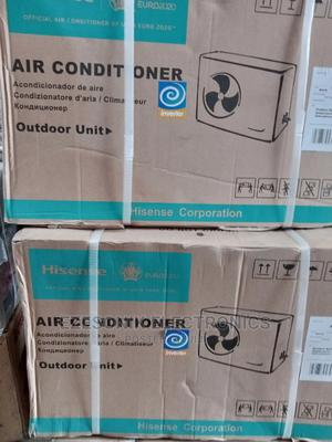 Hisense Air Conditioner Inverter 1,5hp   Home Appliances for sale in Lagos State, Ejigbo