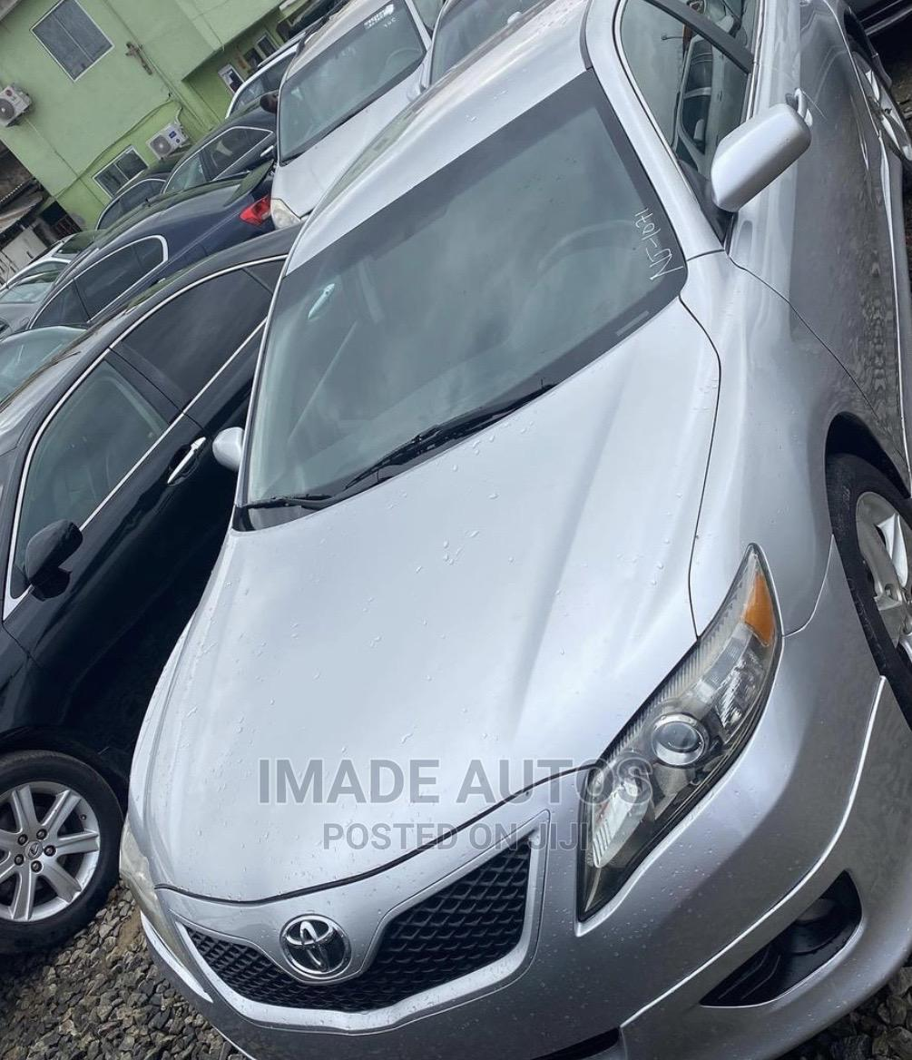 Toyota Camry 2011 Silver   Cars for sale in Ikeja, Lagos State, Nigeria