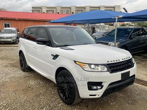 Land Rover Range Rover Sport 2018 Supercharged White | Cars for sale in Abuja (FCT) State, Wuse 2
