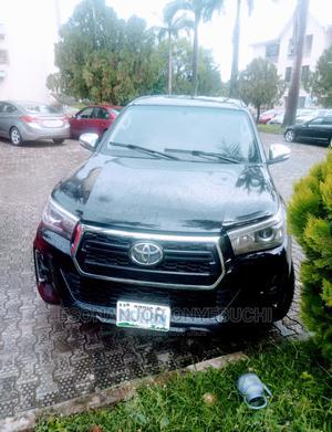 Toyota Hilux 2012 2.0 VVT-i SRX Black | Cars for sale in Abuja (FCT) State, Garki 2