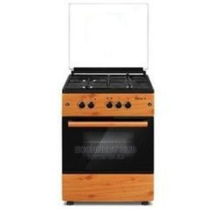 Maxi 60X60 3 Gas +1 Electric Burner Gas Cooker(Igl Wood) | Kitchen Appliances for sale in Lagos State, Ikeja