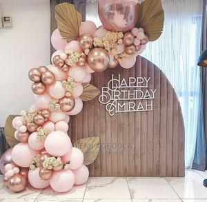 Backdrop Decoration | Party, Catering & Event Services for sale in Lagos State, Ikeja